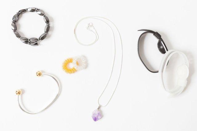 Acupressure jewelry