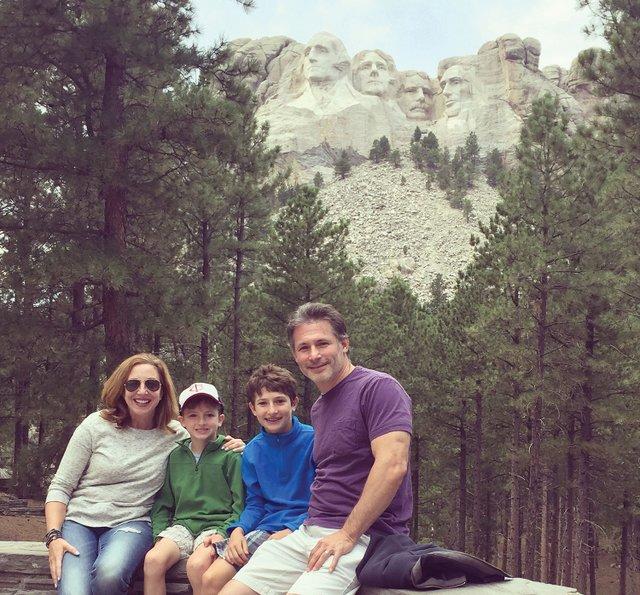 Kaplan/Wolfe Family in South Dakota