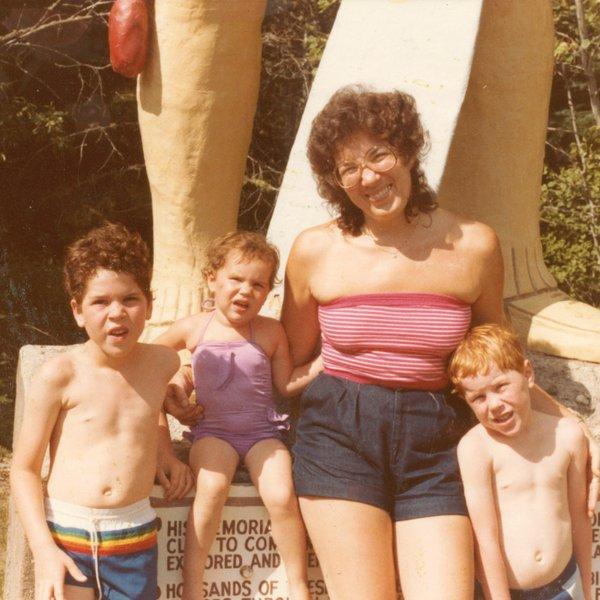 Steve Marsh and family