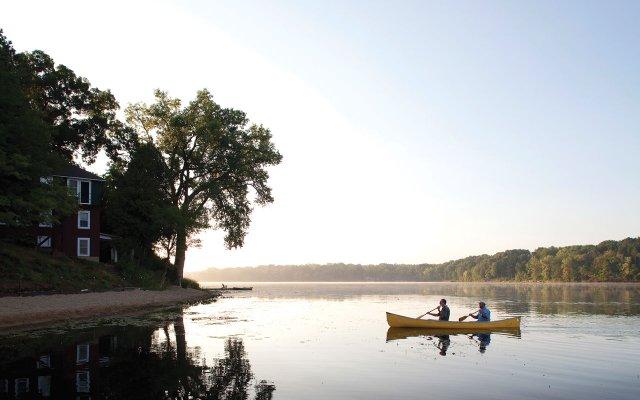 Lake at Camp Wandawega
