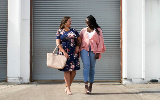 Plus size clothing at Primp Boutique