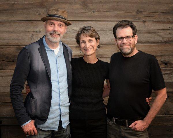 Michael Karns, Dennis Becker and Lisa Golden Schroeder