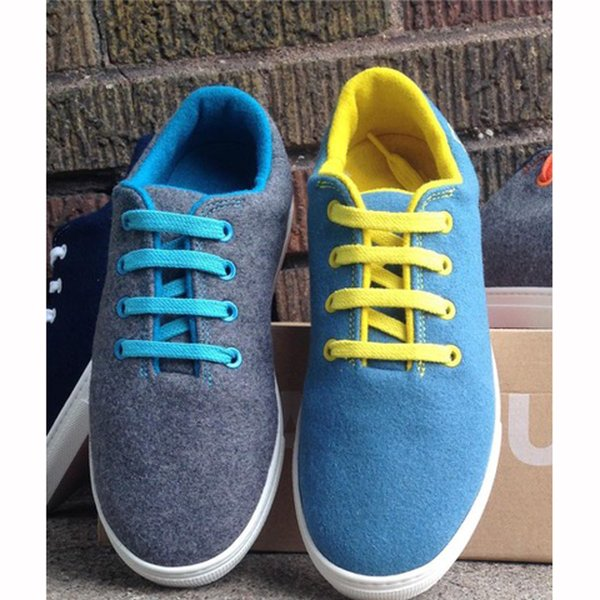 Wool sneakers from Gear Running Store.