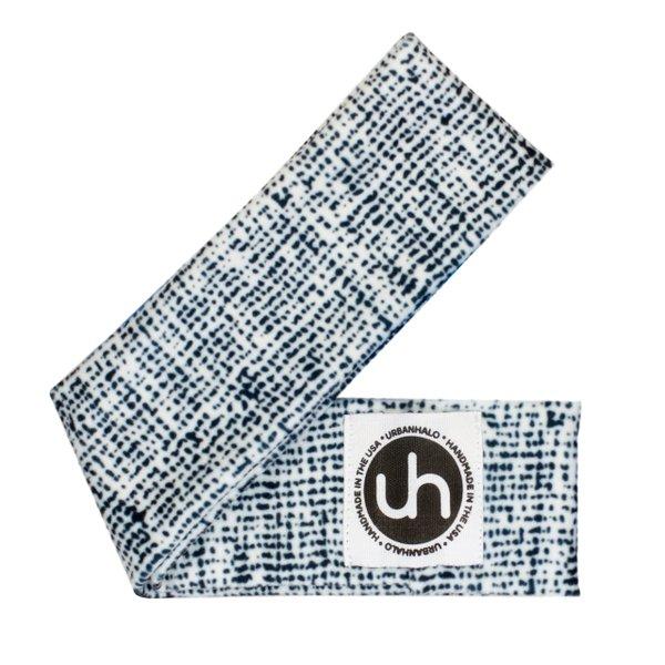 Black and white headband from UrbanHalo.