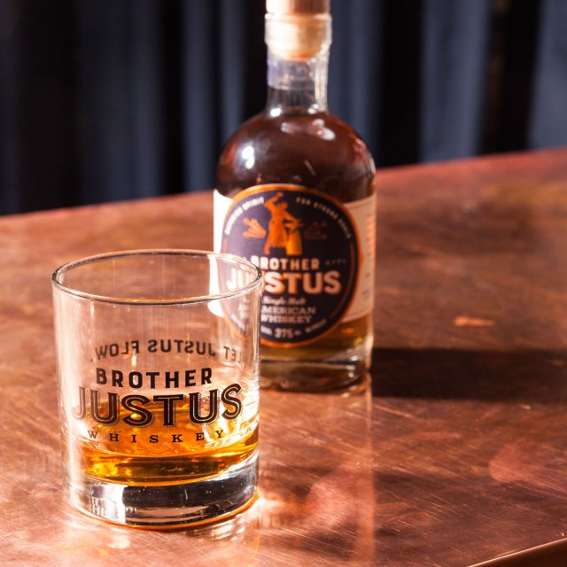 Brother Justus whiskey
