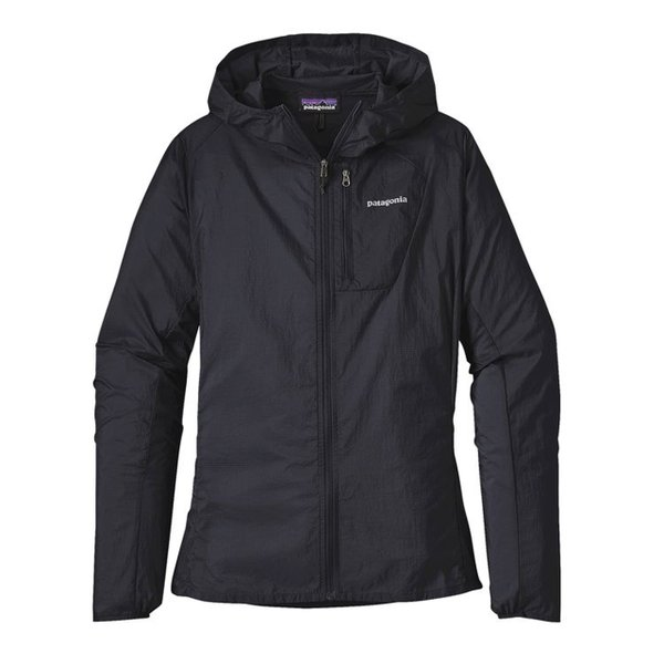 Black Patagonia jacket from Mill City Running.