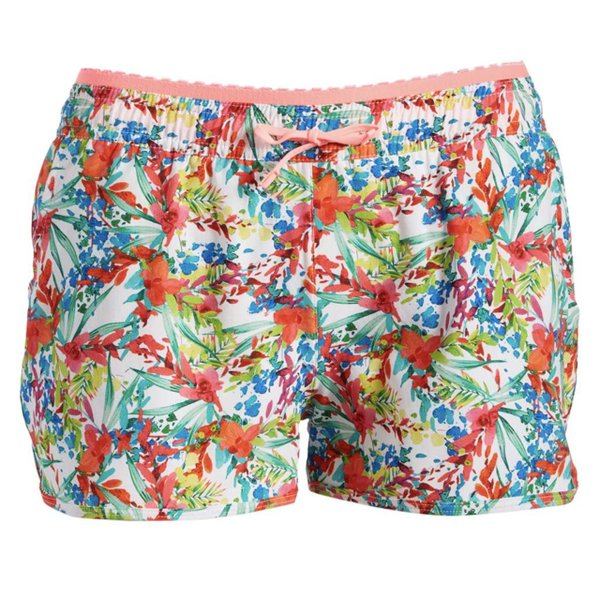 Floral print shorts from Zuma Blu