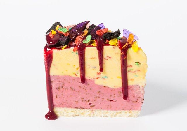 Milkjam ice cream cake