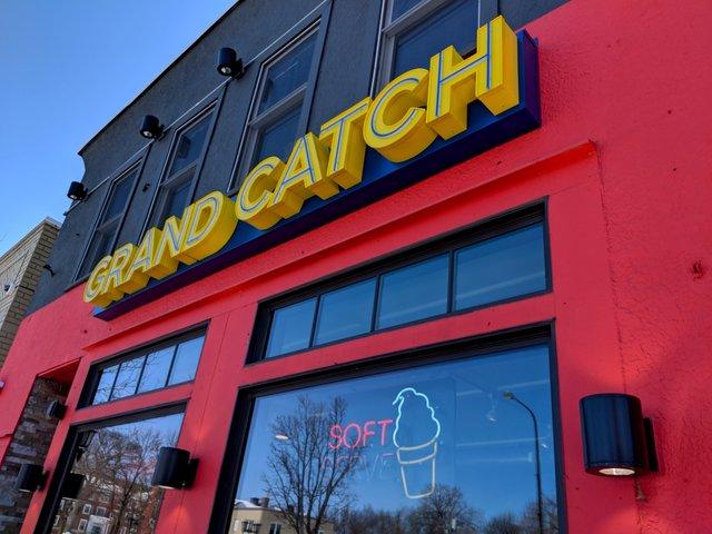 Grand Catch in St. Paul