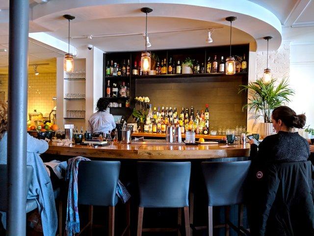 Bar at Grand Catch