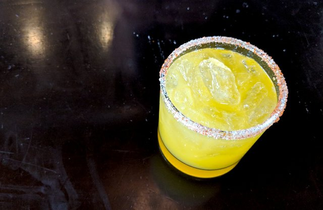 Emperor Mango cocktail at Pajarito