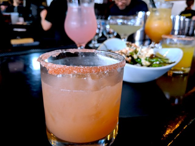 The Chino-Latino cocktail at Pajarito