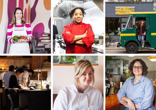 Women Run Restaurants