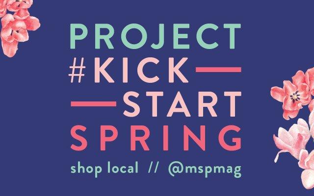 Kick Start Spring
