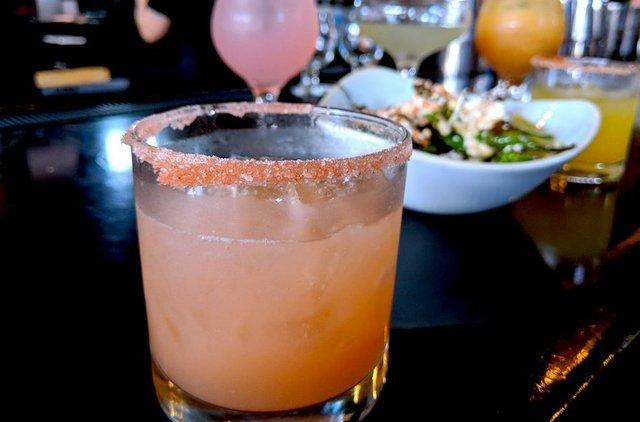 Pajarito cocktail
