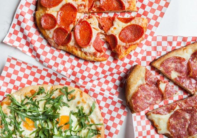 Mucci's Italian Pizza
