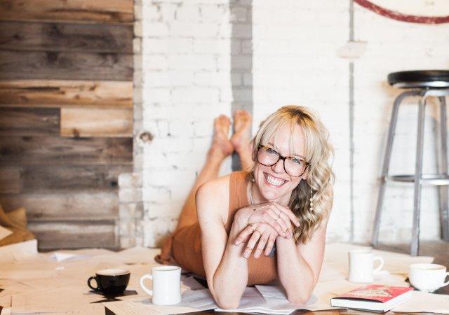 Author Sally Franson