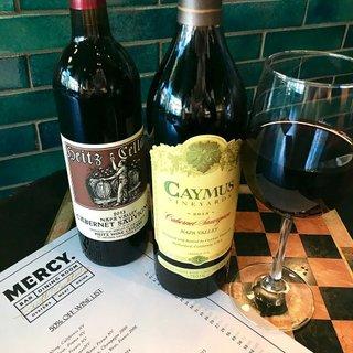 Wine at Mercy - Instagram