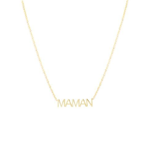 Clare V. Maman Necklace