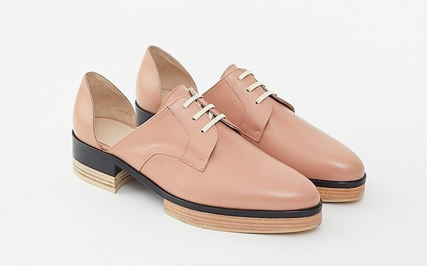 D'Orsay Oxford Shoes
