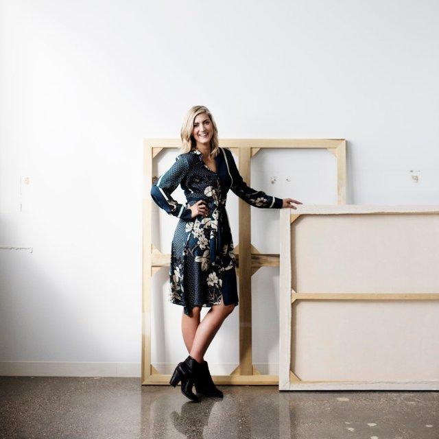 Slate Collective designer Allison Quinnell.