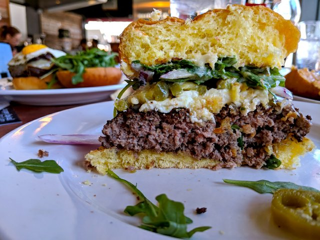 Fresco burger at just/us