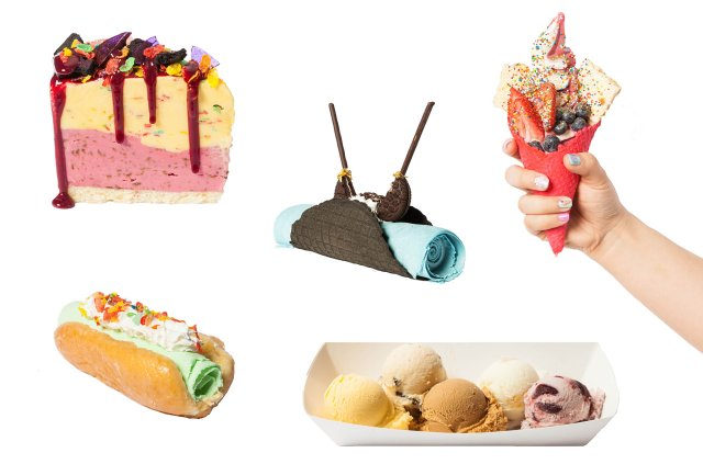 Twin Cities Ice Cream Bucket List