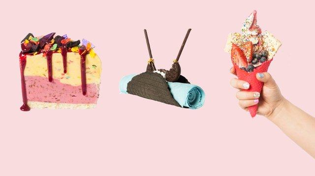 Ice Cream summer bucket list