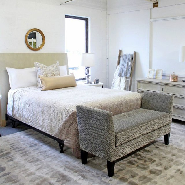 Martha O'Hara Interiors - The Mezz Bedroom set