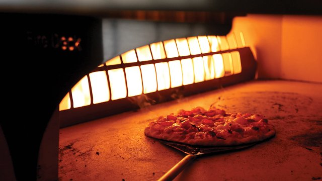 Surly Pizza Oven