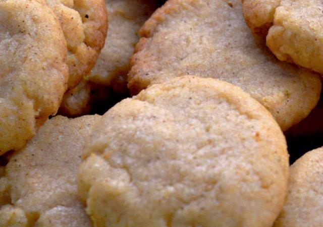 Cardamom cookie