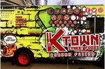 K-Town food truck