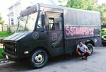 Sssdude-Nutz food truck