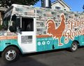 The Fabled Rooster food truck