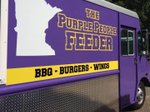 The Purple People Feeder food truck