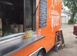The Curious Goat food truck