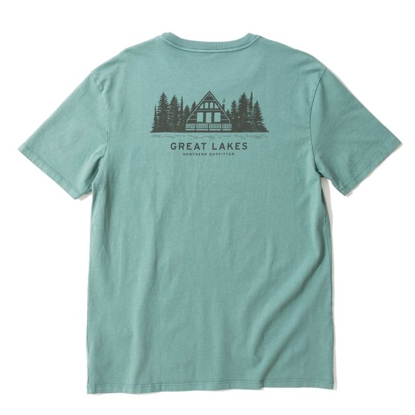 A-Frame Cabin | $24, Great Lakes Northern Outfitter