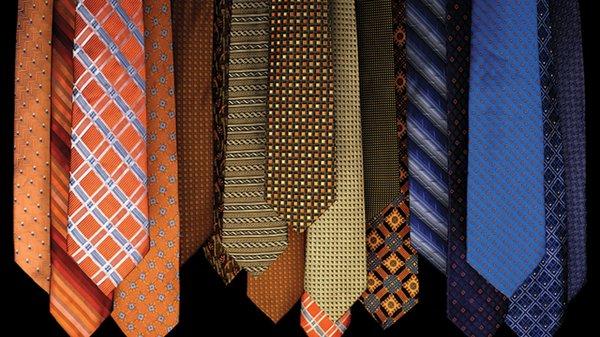 Hubert White Ties