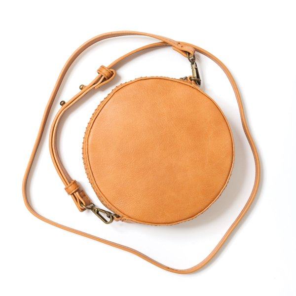 <strong>Cognac crossbody </strong>($21.99), by Universal Thread, from Target, target.com