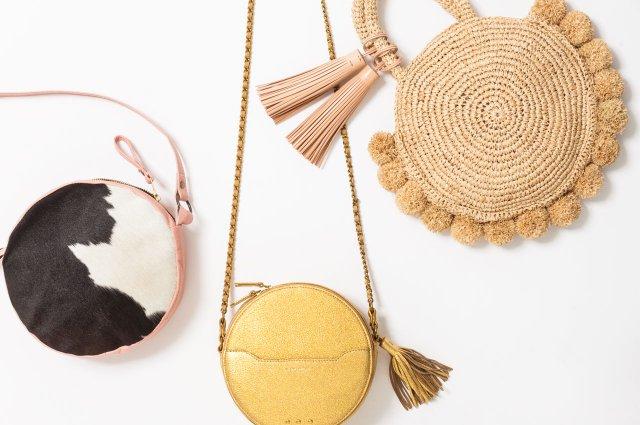 Round purses