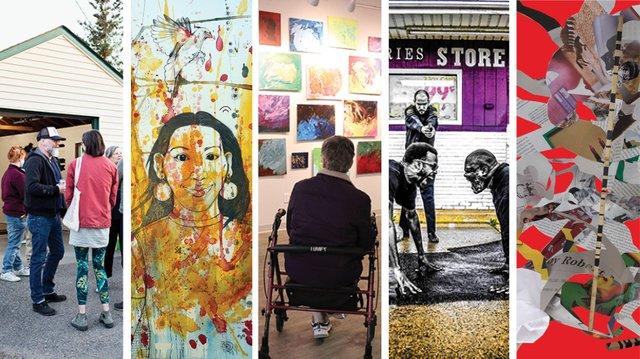 5 Twin Cities Indie Art Galleries