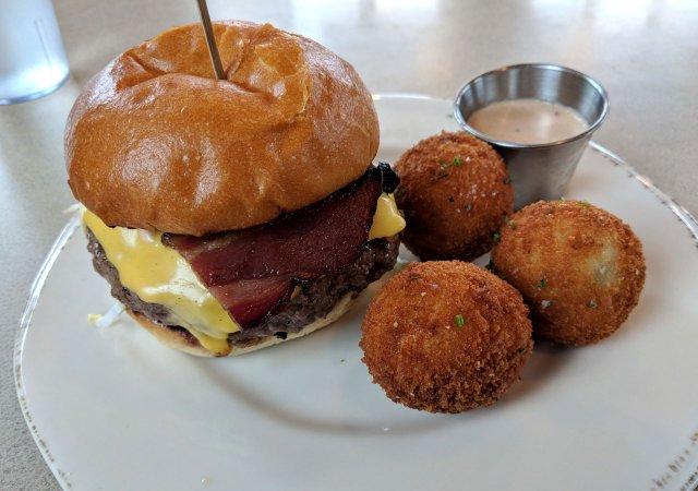 Dakota Burger from Dakota Junction