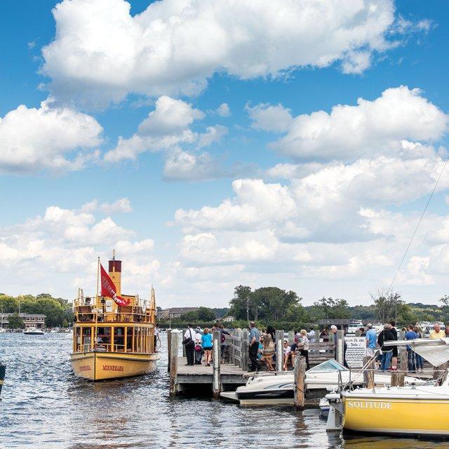 Minnehaha on Lake Minnetonka