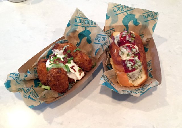 New State Fair Foods from Blue Barn