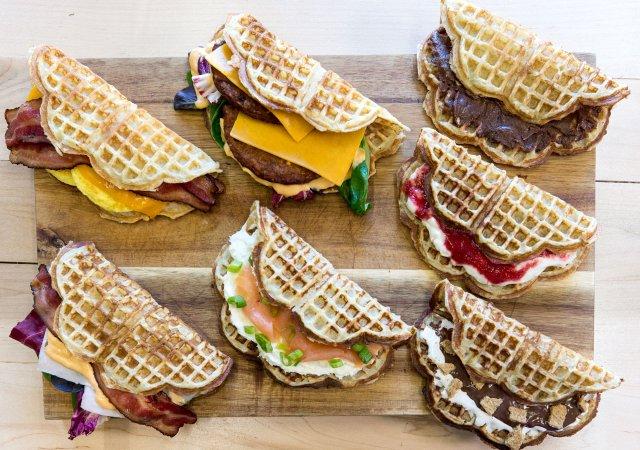 New Minnesota State Fair Foods 2018 Nordic Waffles