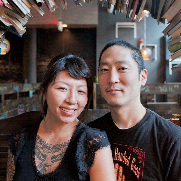 Kat and Thomas Kim of Rabbit Hole