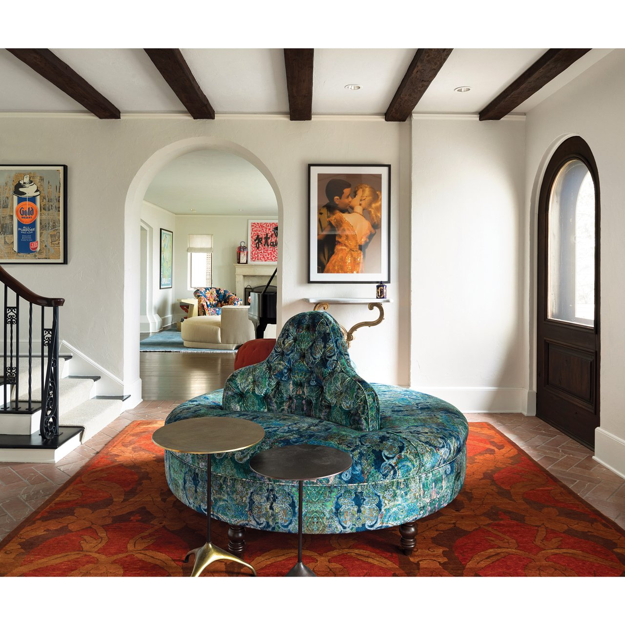 Home Tour Lake Harriet House With Spanish Style Decor Mpls St Paul Magazine