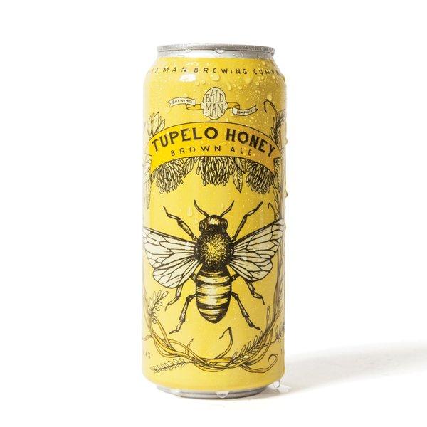 <strong>Tupelo Honey</strong> | <em>brown ale</em> | Bald Man Brewing
