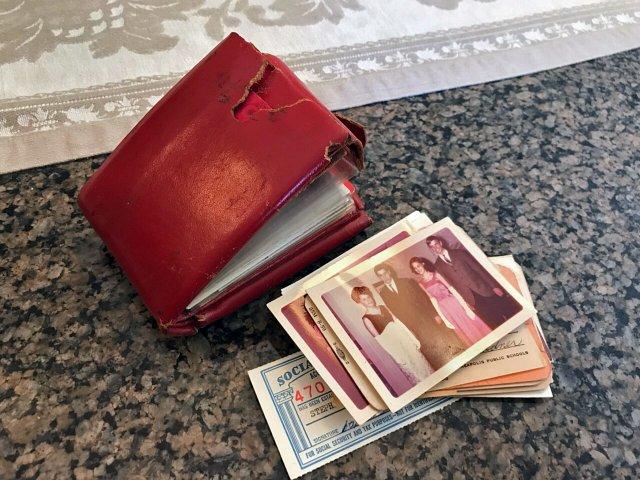 Wallet found at Dayton's