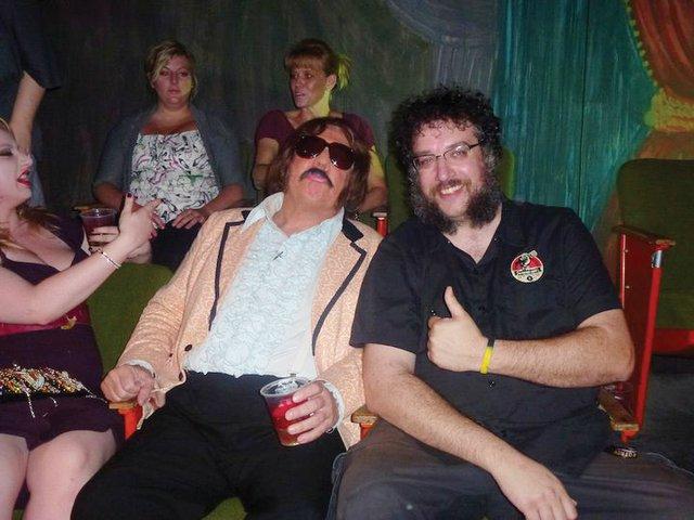 Tony Clifton/Andy Kaufman and Dan Schlissel